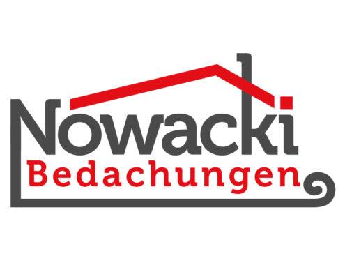 Logoerstellung | Nowacki Bedachungen