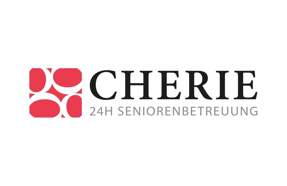 Neues Logo von Cherie Seniorenbetreuung