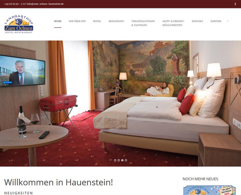 Bild Website Zum Ochsen Hauenstein