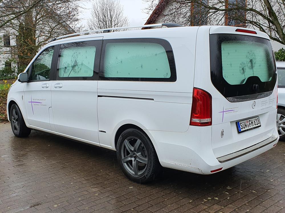 Fahrzeug Bestattungen Hoffmann