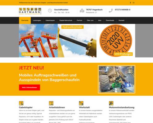 Hartmann Stapler- und Maschinentechnik